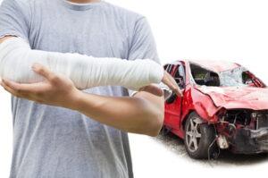 visoka odškodnina za prometno nesrečo