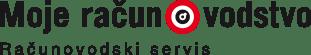 Moje računovodstvo - Logotip
