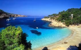 Plaža na Kanarskih otokih