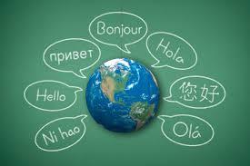 Pozdravi v različnih jezikih