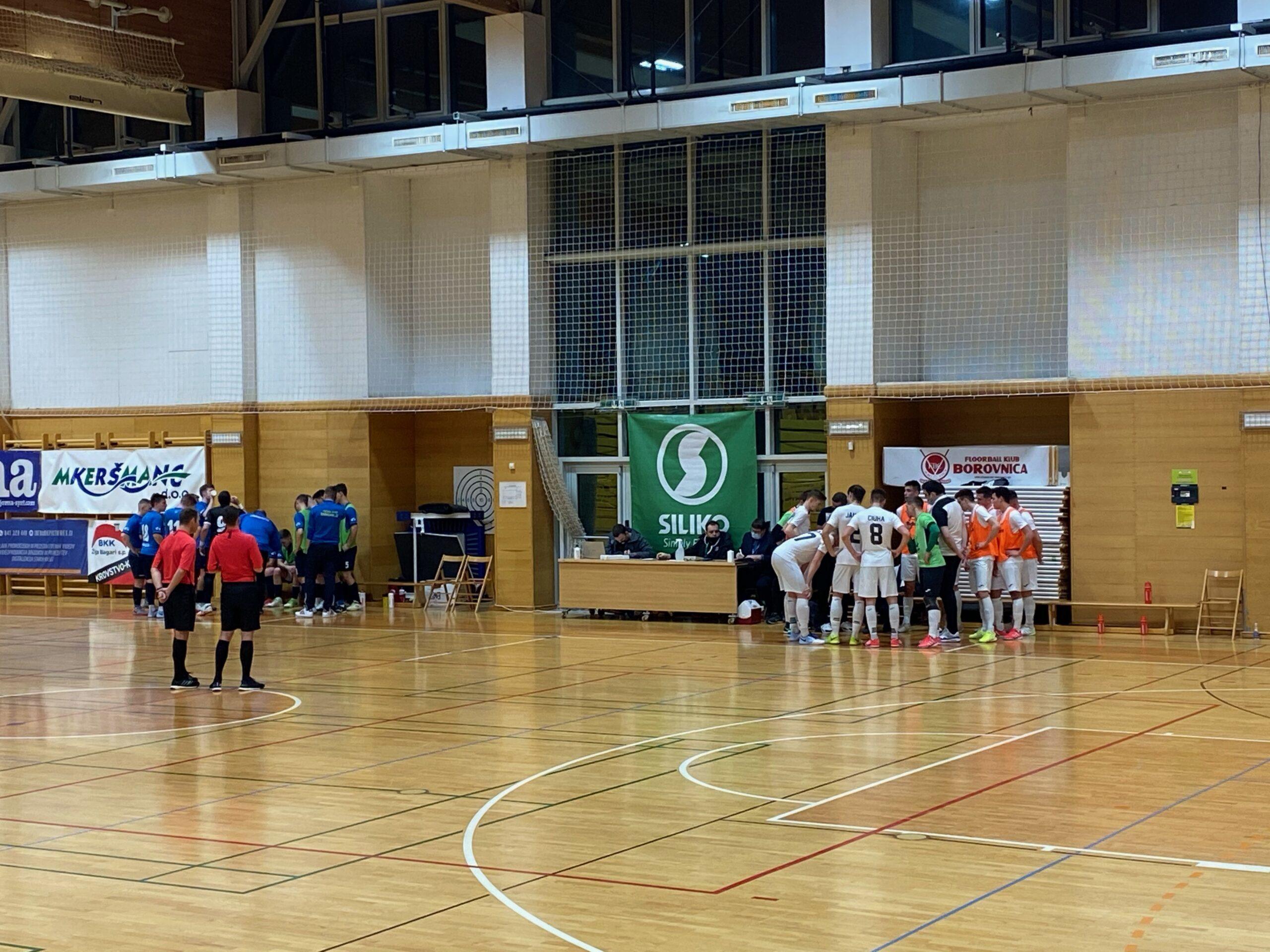 futsal slovenija 2