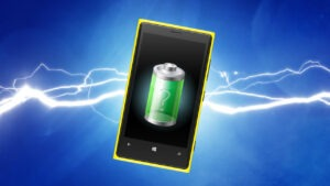 pametni telefon baterija simobil