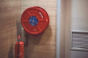požarni red projekt varnost
